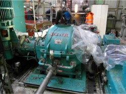 Inspection and repair on RENK gearbox