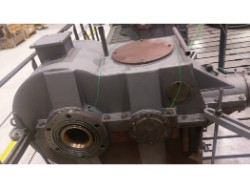 Inspection and repair on WGW KSHK 1330 S/So gearbox