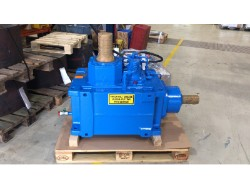 Inspection and repair on FLENDER B2-SV-09-D gearbox