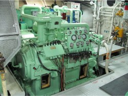 Inspection and repair on HANGZOU ADVANCE GEARBOX GWC 6066 gearbox