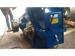 Inspection and repair on M.A.N. CMW 560x66,8x540-11 gearbox