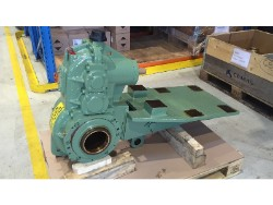 Inspection and repair on FLENDER Sonder 195 gearbox