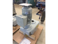 Inspection and repair on SEW FAF100LP132 gearbox