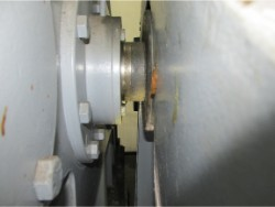 Inspection and repair on ZPMC gearbox