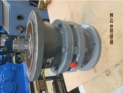 Inspection and repair on ZPMC XID3-9-1,5 gearbox