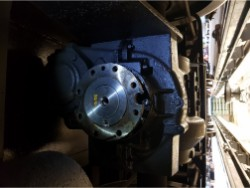 Inspection and repair on HURTH HKS A 18-292 gearbox