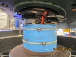 Inspection and repair on KUMERA LD 4500-25-R-E1 gearbox