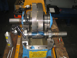 Rademakers gearbox