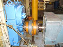 WERNER & PFLEIDERER gearbox inspectioinspection