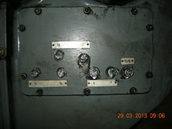 Spares for BUSS gearbox