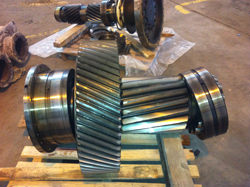CMD JC26 JUMBOREX Split-Torque Gearbox repair