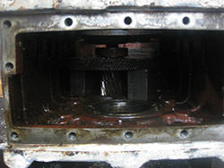 Spares for FLENDER gearbox