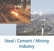 Gearbox repair in the Steel Cement Mining market