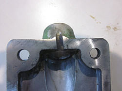Repair of a HANSEN gearbox