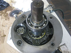 Repair of a HYDRO gearbox