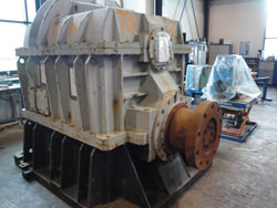 Repair of a JAHNEL KESTERMANN gearbox
