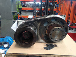 Spares for JAHNEL & KESTERMANN gearbox