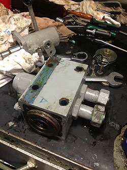 Spares for KUYPERS gearbox