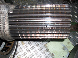 Spares for Lohmann & Stolterfoht gearbox