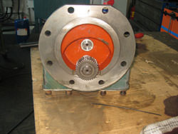 Repair of a MAAG gearbox