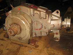 Service on a MIELE gearbox