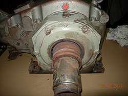 Spares for MIELE gearbox