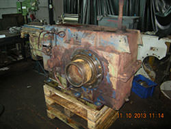 Spares for PHB gearbox