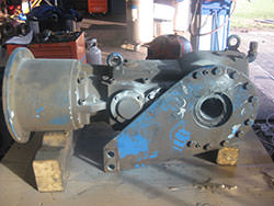 Spares for SANTASALO gearbox
