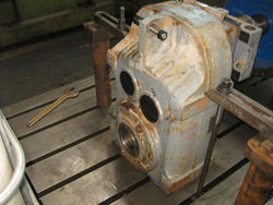 Reducer sew gearbox