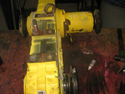 Spares for VALMET gearbox