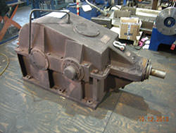 Spares for WGW gearbox
