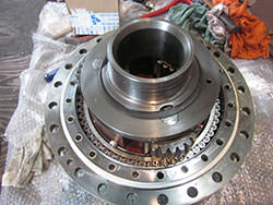 Spares for ZOLLERN gearbox