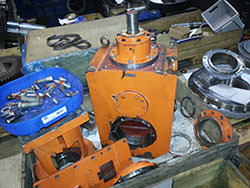 Spares for ZPMC gearbox