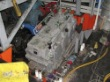 Inspection and overhaul of gearbox of brand ZPMC