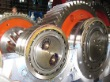 Visual inspection and repair of gearbox of brand ZPMC