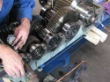 Inspection and overhaul of gearbox of brand SAWA