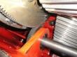 Inspection and overhaul of gearbox of brand RENK