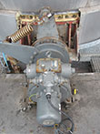 Visual inspection and vibration measurement on 2 gearboxes