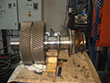 Inspection and revision on a BHS TG-28 gearbox