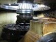 Performing an overhaul on gearbox Chemineer 4-HTN-5