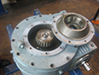 Inspection and revision on Delroyd gearbox