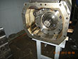 Disassembling  and inspection gearbox Extruder Eisenbeiss ZSE-130 onsite