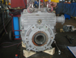 Inspection and revision on gearbox FLENDER