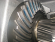 Inspection and revision on gearbox Flender B4-HV-12D