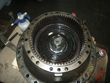 Inspection and overhaul on gearbox Flender P3NB-9