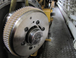 Renewing of the friction plates on gearbox type SV-355-C in Nigeria
