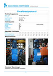 Inspection and revision on Flender ZF148K-IEC250