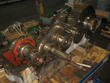 Inspection and revision on gearbox Flender SKBA-900