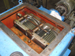 Performing an inspection on gearbox Flender DSE-2.95