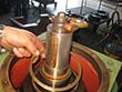 Inspection and revision on Graessner GR. 60L